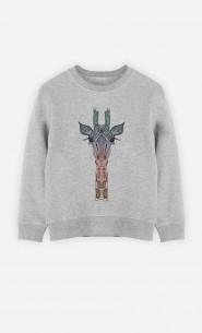 Sweatshirt Giraffe