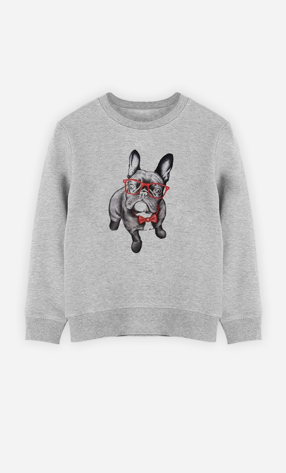 Sweatshirt Happy Dog