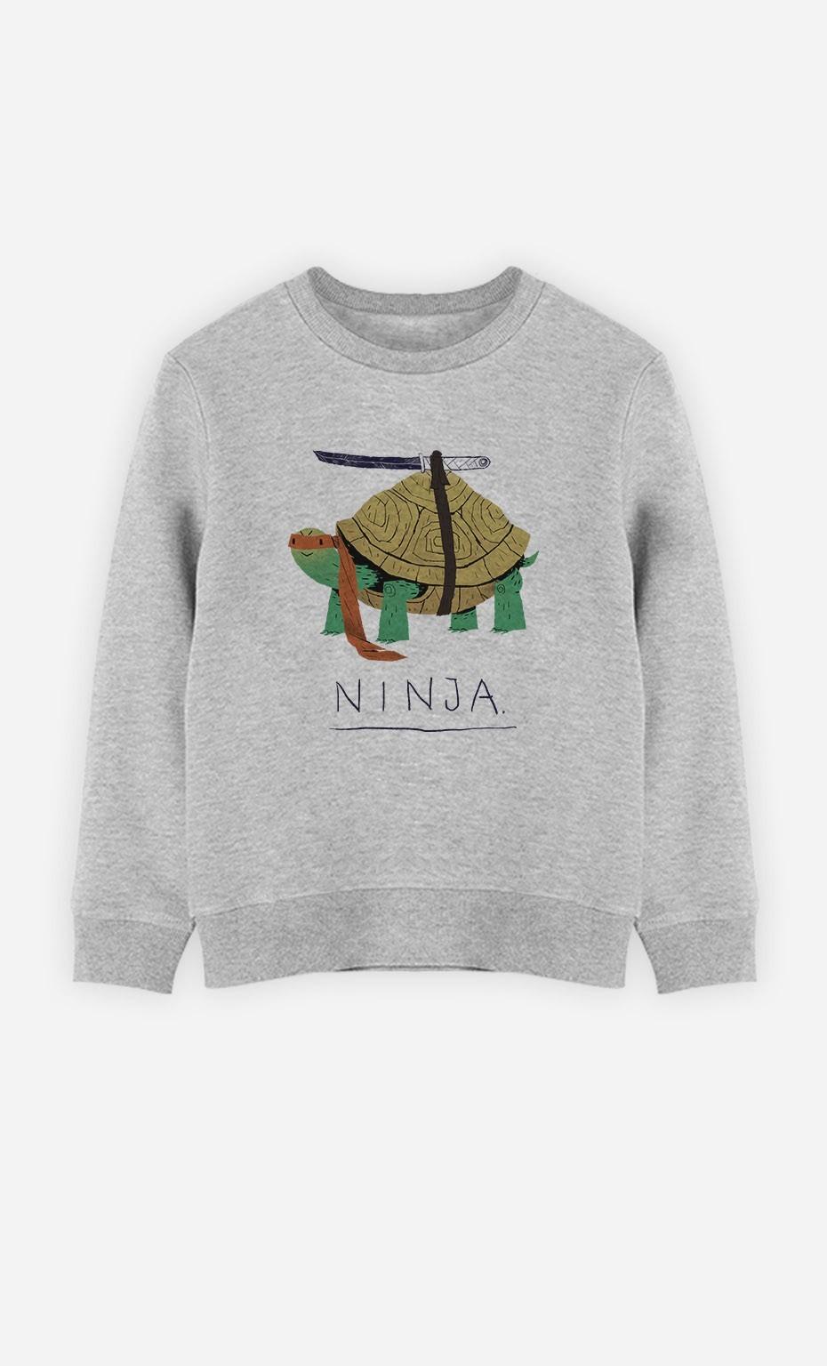 Sweatshirt Ninja Turtle