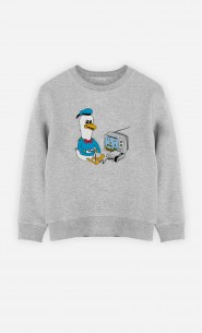 Sweatshirt Retro Donald