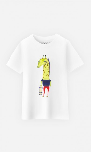 T-Shirt Giraffe Dude