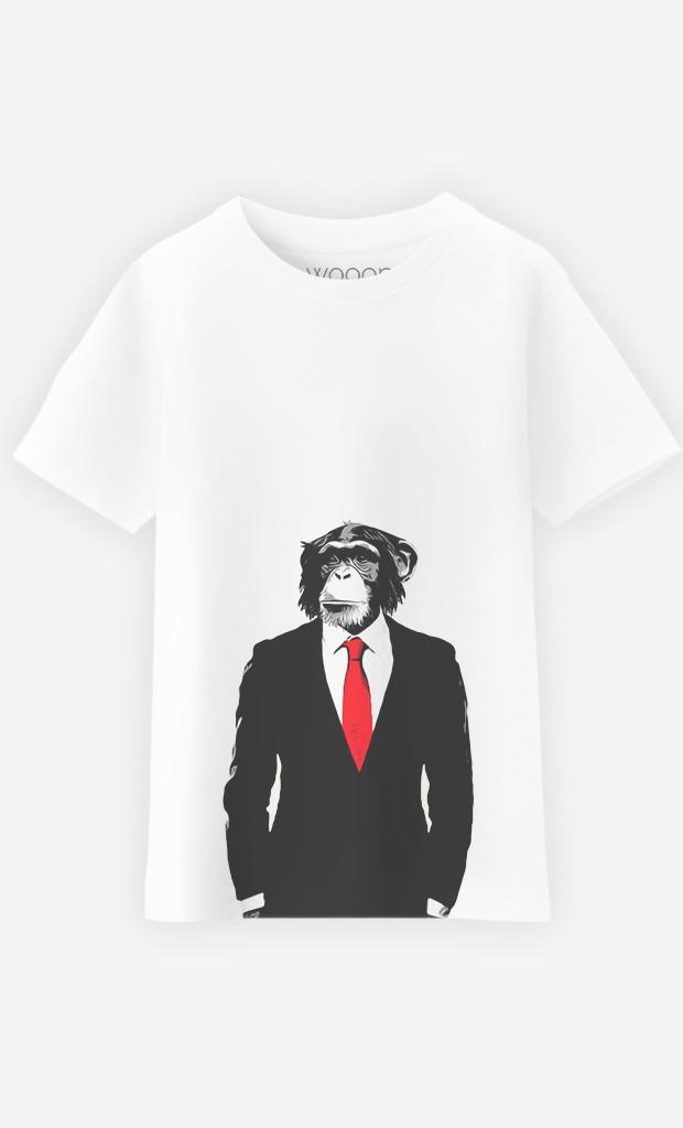 T-Shirt Business Monkey