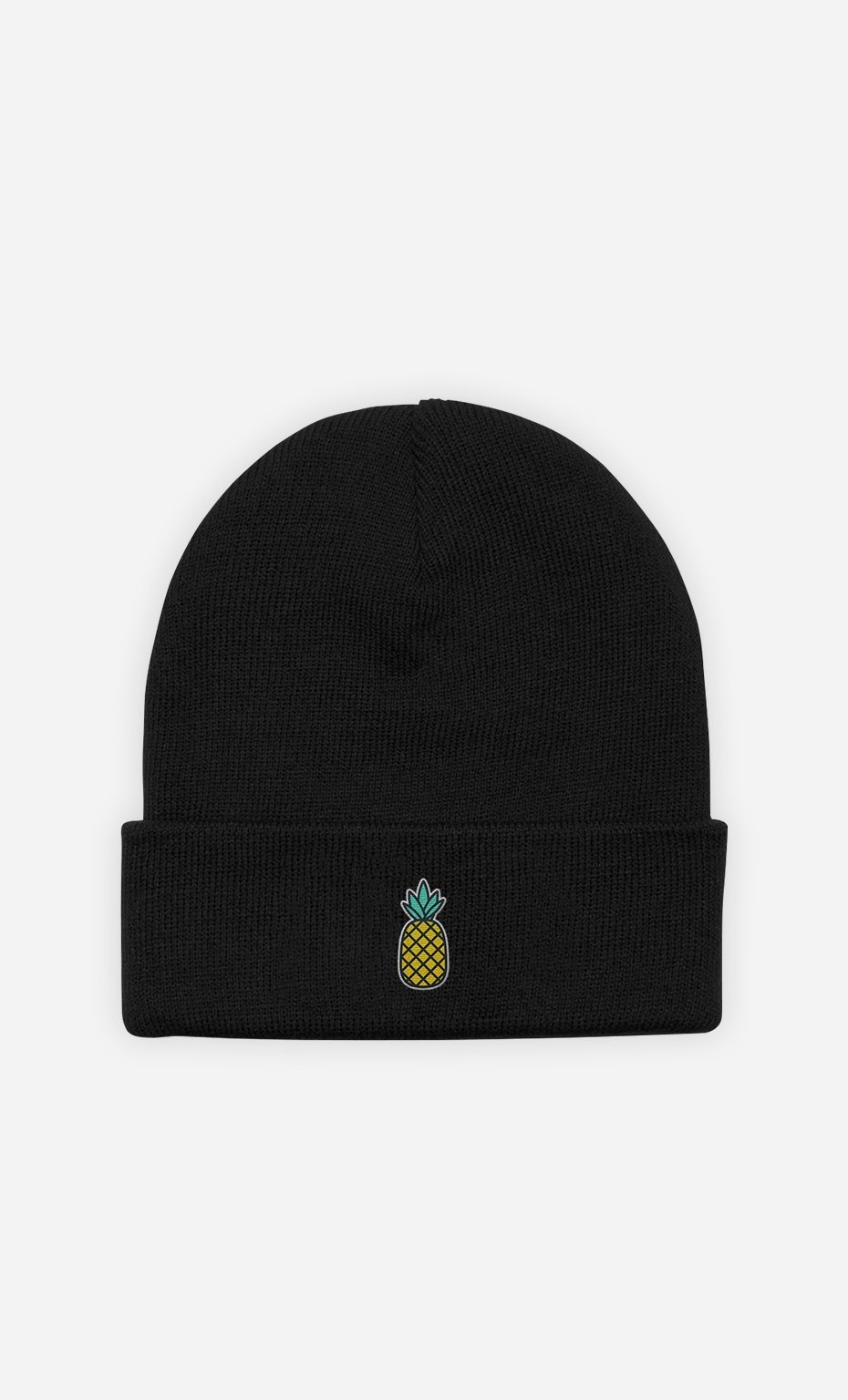 Beanie Pineapple - Embroidered