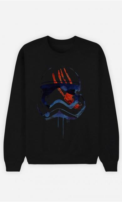 Black Sweatshirt Bloody Stormtrooper