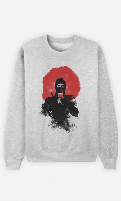 Sweatshirt Soda Ninja