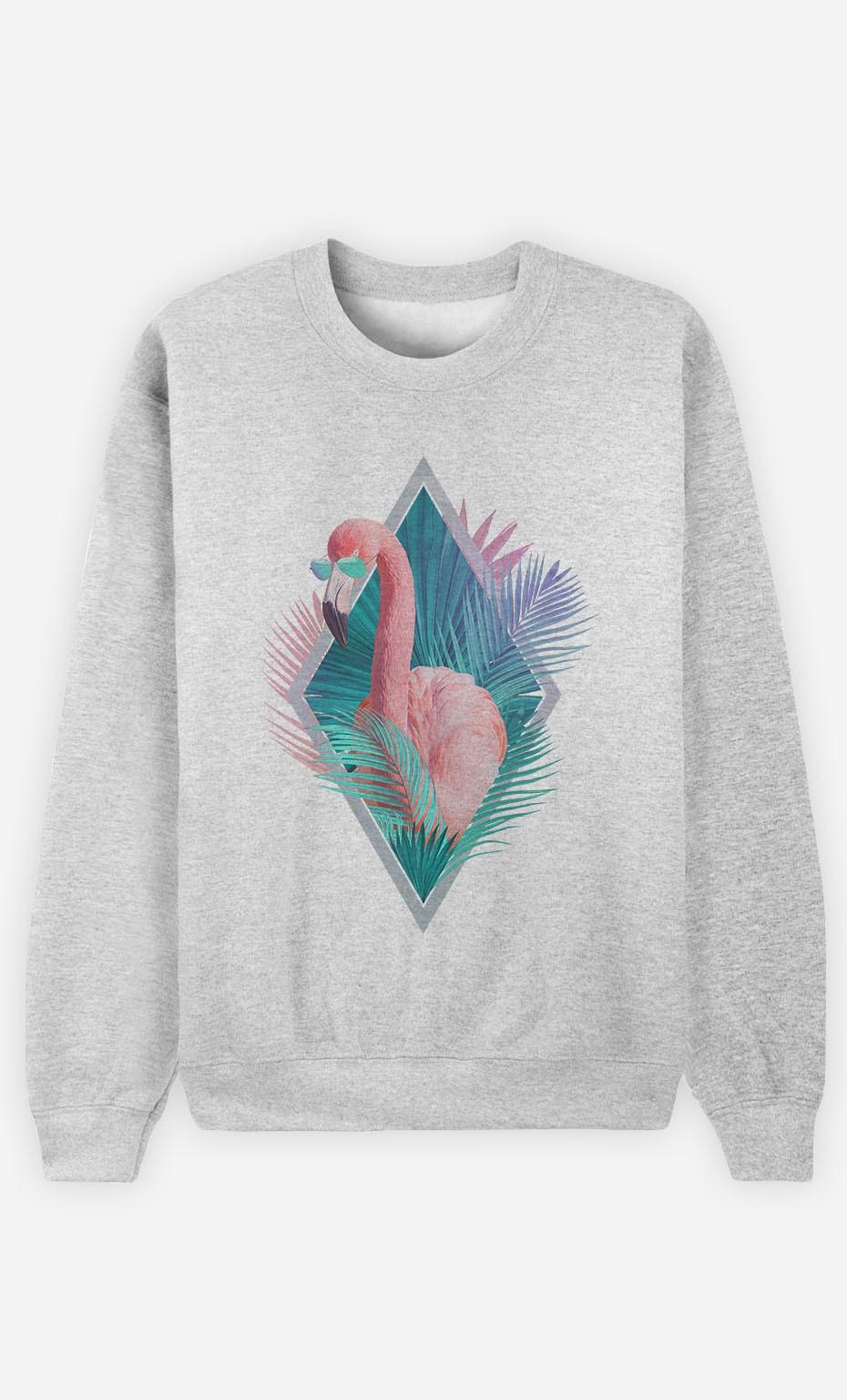 Sweatshirt Tropical Vibes