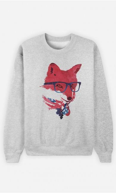 Sweatshirt American Fox
