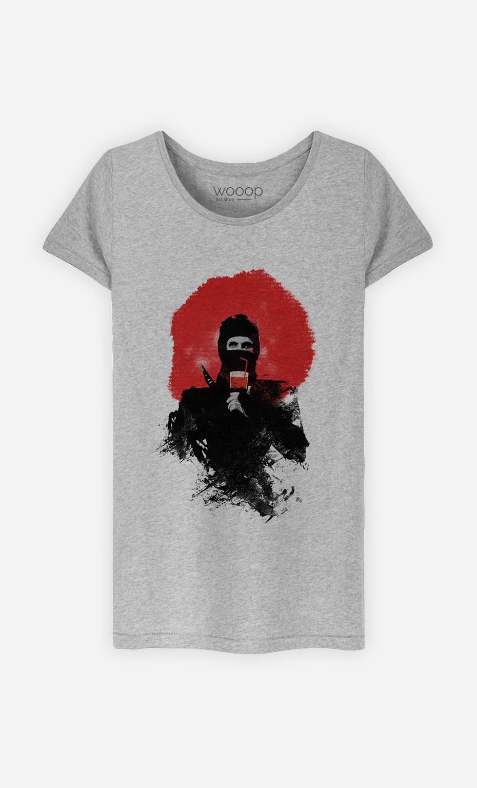 T-Shirt Soda Ninja