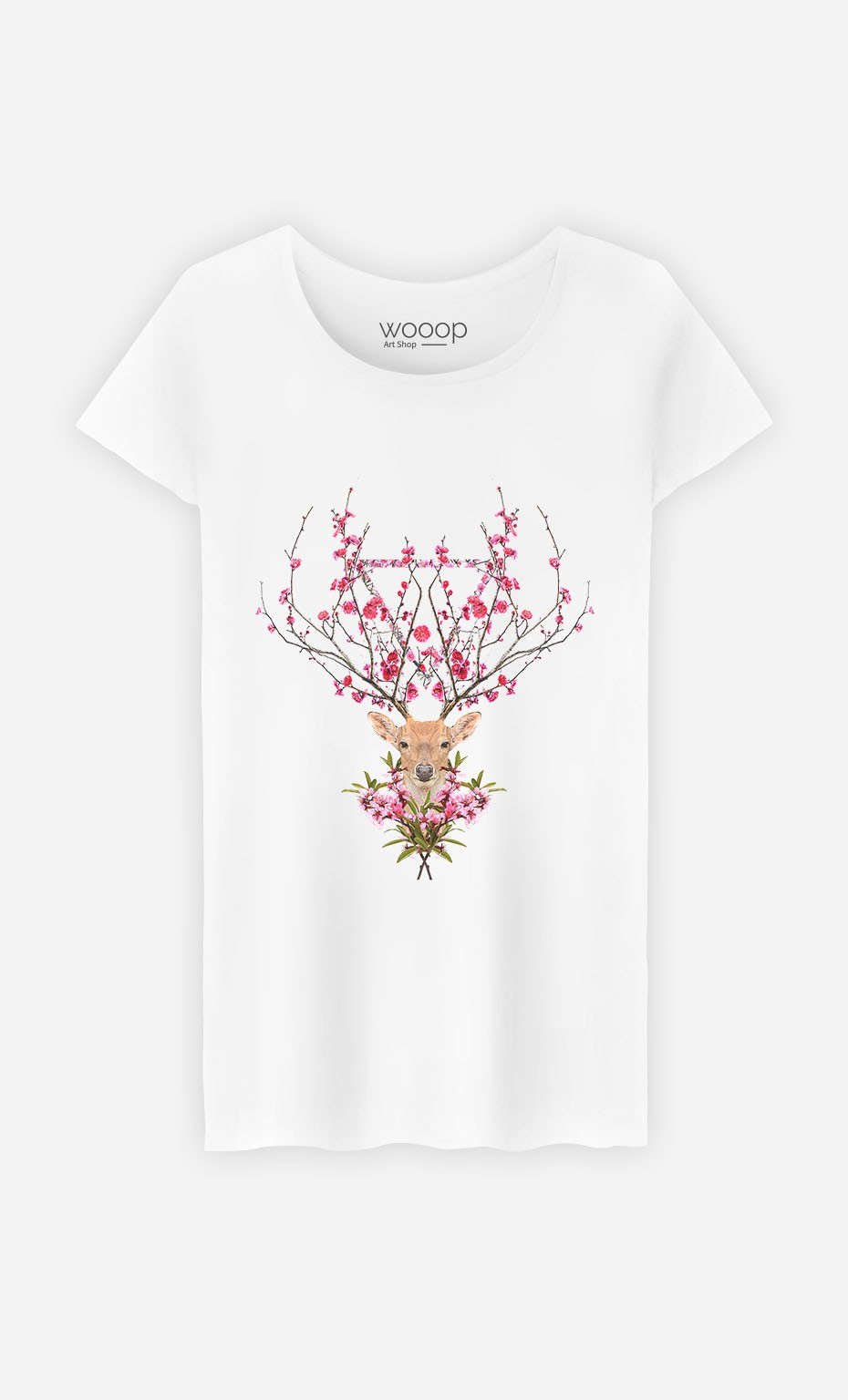 T-Shirt Spring Deer