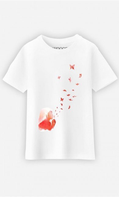 T-Shirt Butterflies