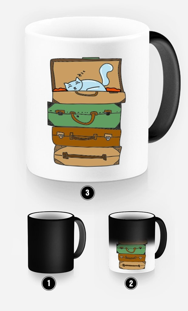 Magic Mug Cat ZZZ