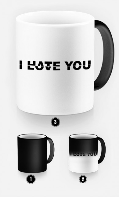 Magic Mug Love Hate