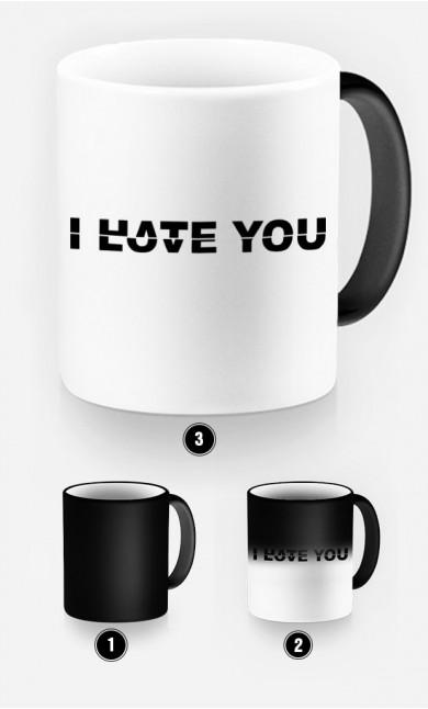 Magic Mug Love Hate