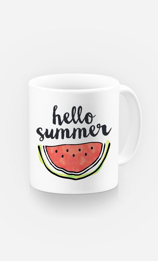 Mug Hello Summer