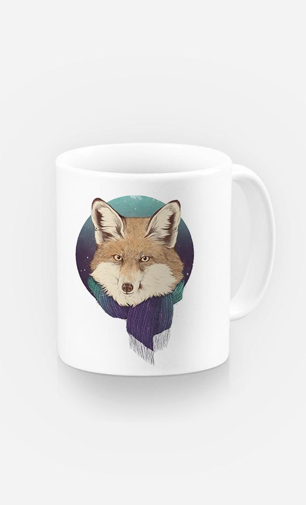 Mug Winter Fox