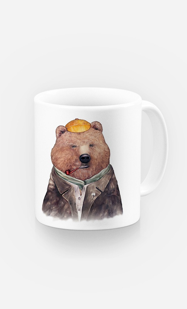 Mug Brown Bear