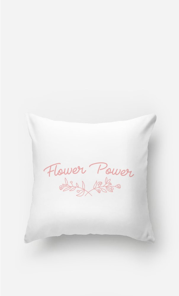 Cushion Flower Power