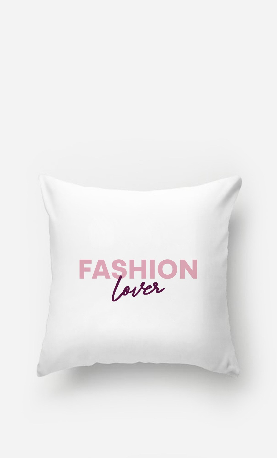 Cushion Fashion Lover