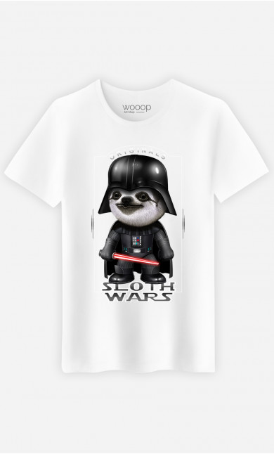 T-shirt Sloth Wars