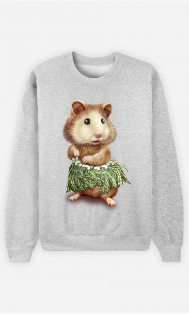 Sweatshirt Hamster hula