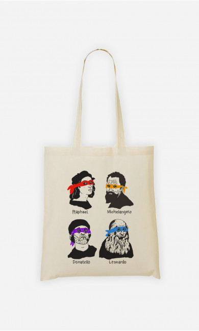 Tote Bag The Ninjas