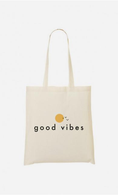 Tote Bag Sunny Good Vibes