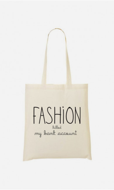 Tote Bag Fashion Killed my Bank Account