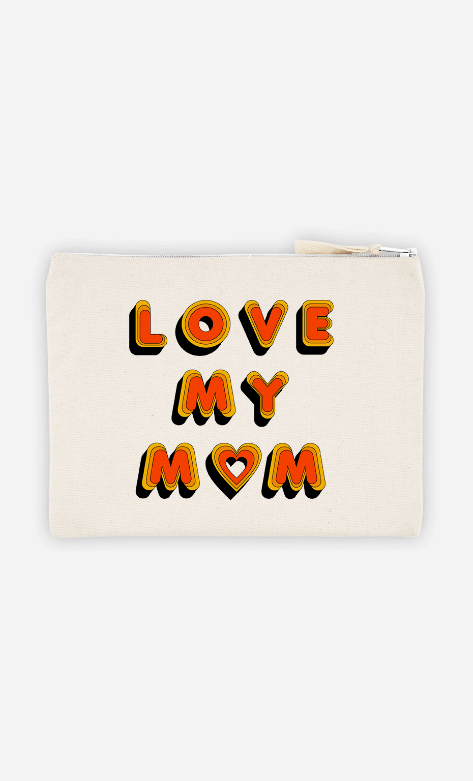 Pouch Love My Mom