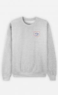 Sweatshirt Daddy Cool - embroidered
