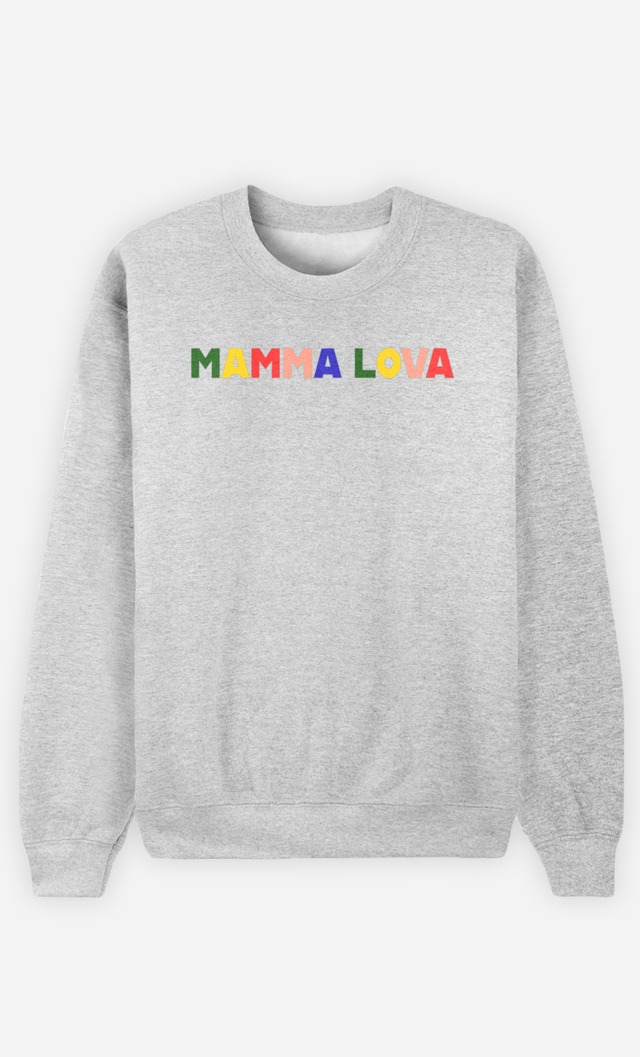 Sweatshirt Mamma Lova
