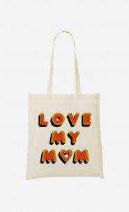 Totebag Love My Mom