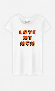 T-Shirt Love My Mom