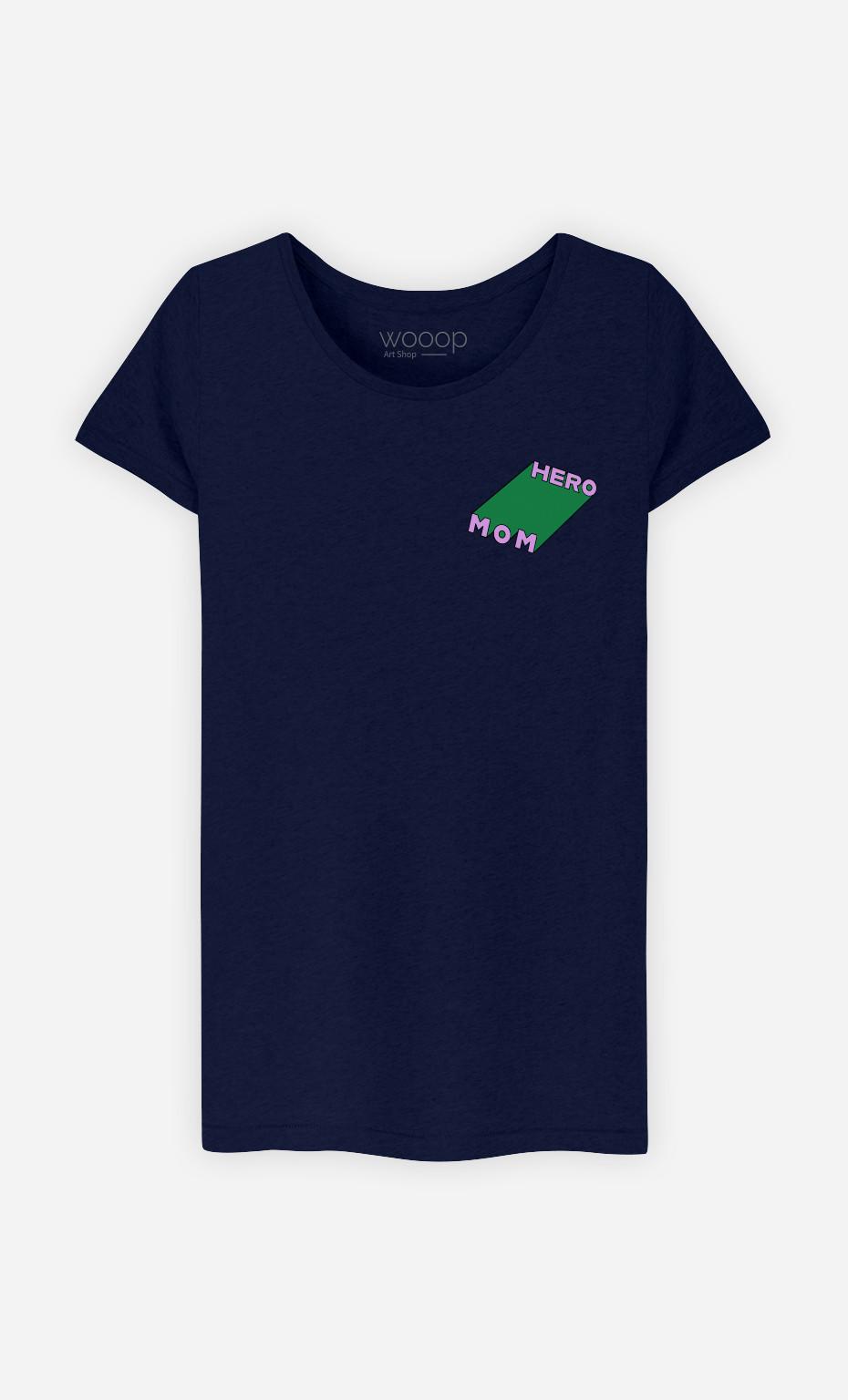 T-Shirt Mom Hero