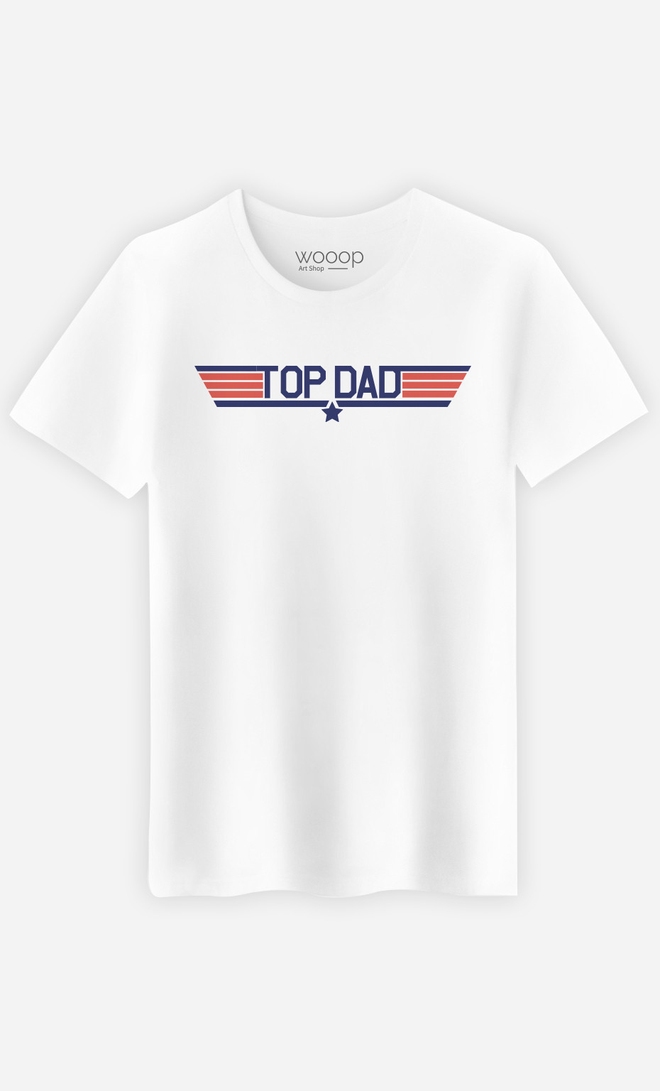 T-Shirt Top Dad