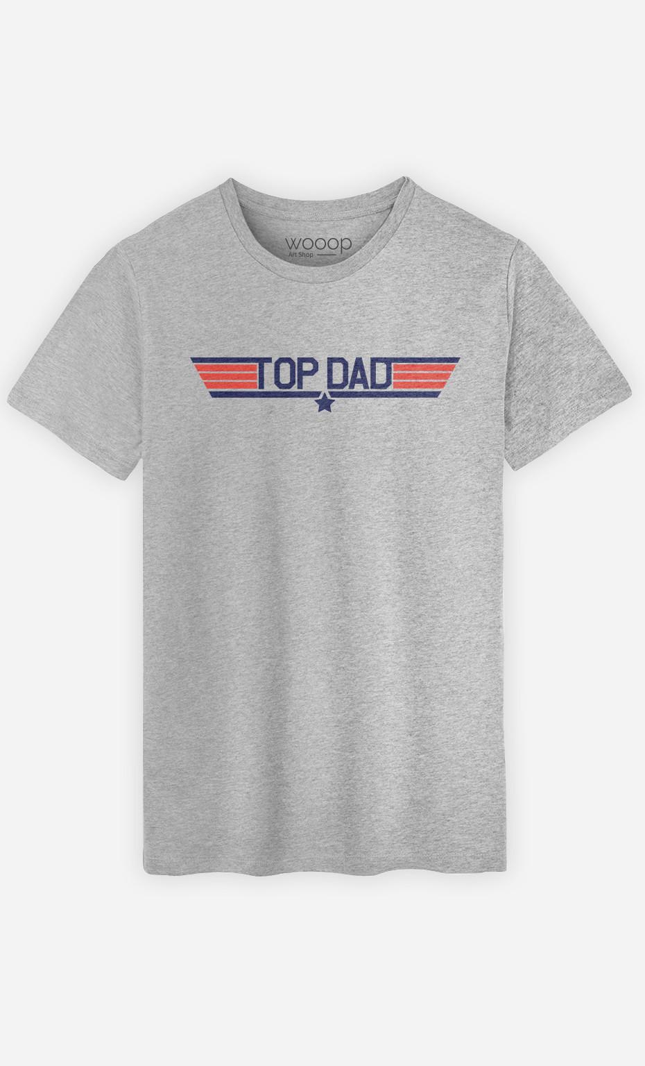 T-Shirt Top Dad