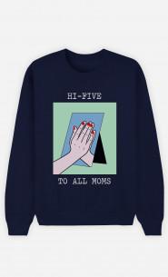 Sweatshirt Hi-Five