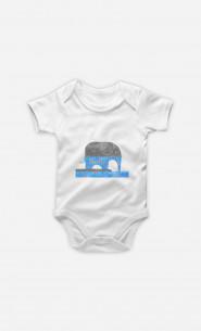 Baby Bodysuit Thirsty Elephant