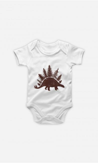 Baby Bodysuit Stegoforest