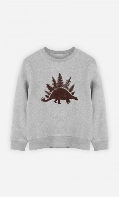 Kid Sweatshirt Stegoforest