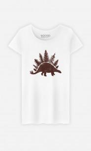 Woman T-Shirt Stegoforest