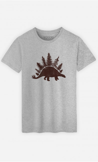 Man T-Shirt Stegoforest