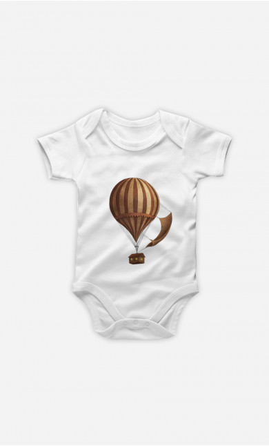Baby Bodysuit Departure