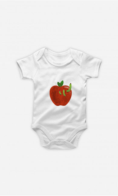 Baby Bodysuit Home Sweet Home