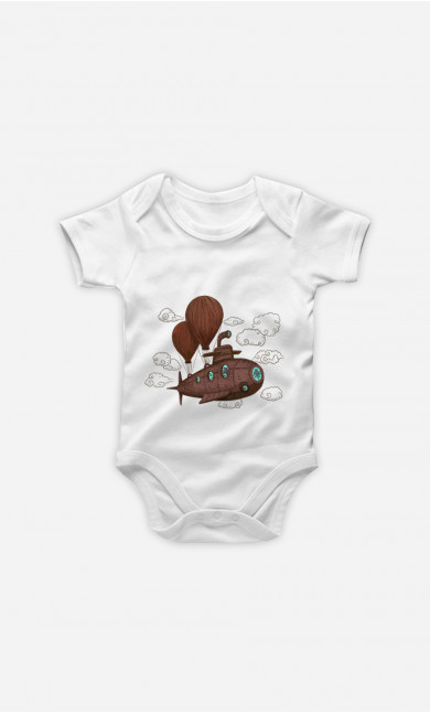 Baby Bodysuit The Fantastic Voyage