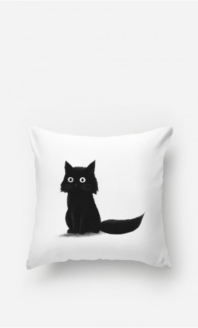 Pillow Sitting Cat
