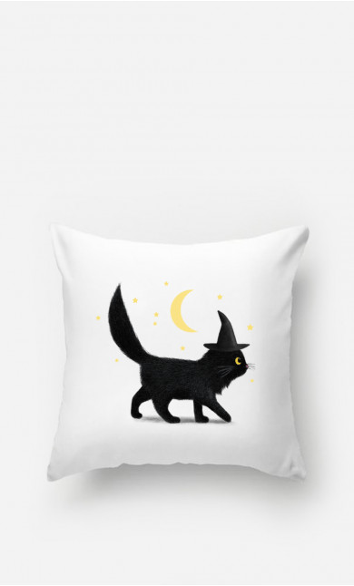 Pillow Halloween Cat