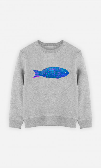 Kid Sweatshirt Reef