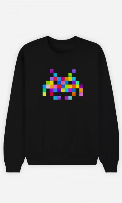 Woman Sweatshirt Mothership