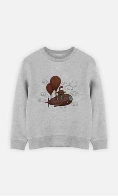 Kid Sweatshirt The Fantastic Voyage