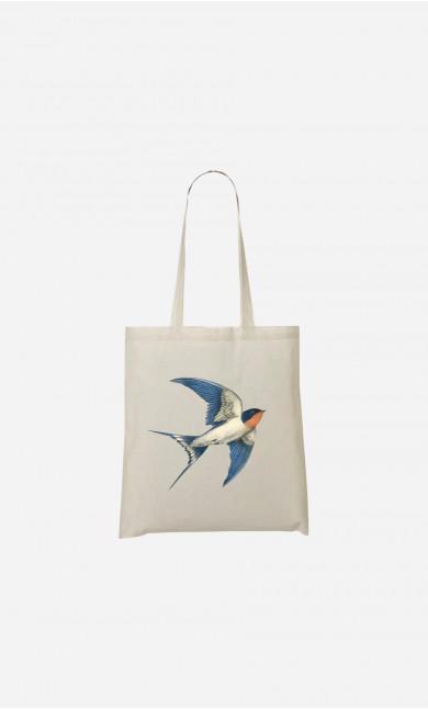 Tote Bag Barn Swallow